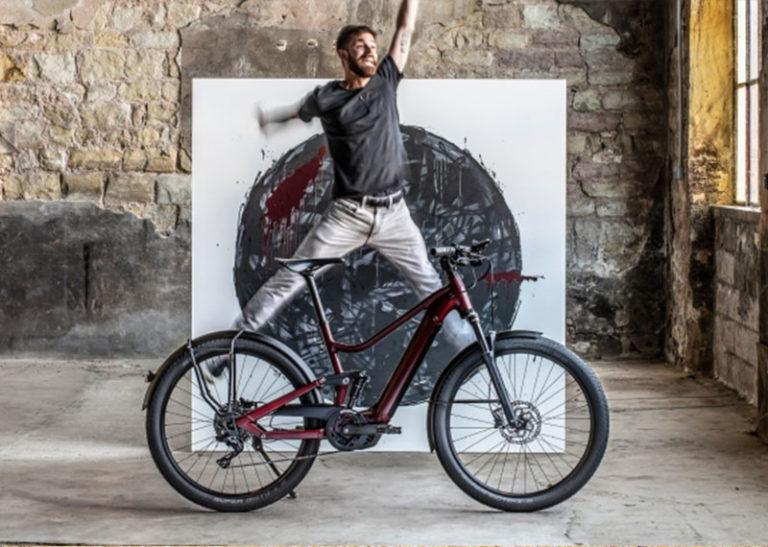Moustache fiets ebike